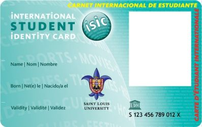 the identity of an international student Isic: discover a universe of student discounts the international student identity card (isic), is the ultimate student lifestyle card and the only internationally accepted proof of bona.